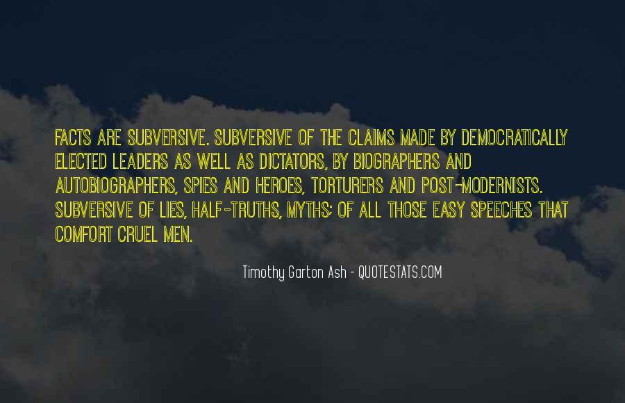 Quotes About Cruel Men #209191