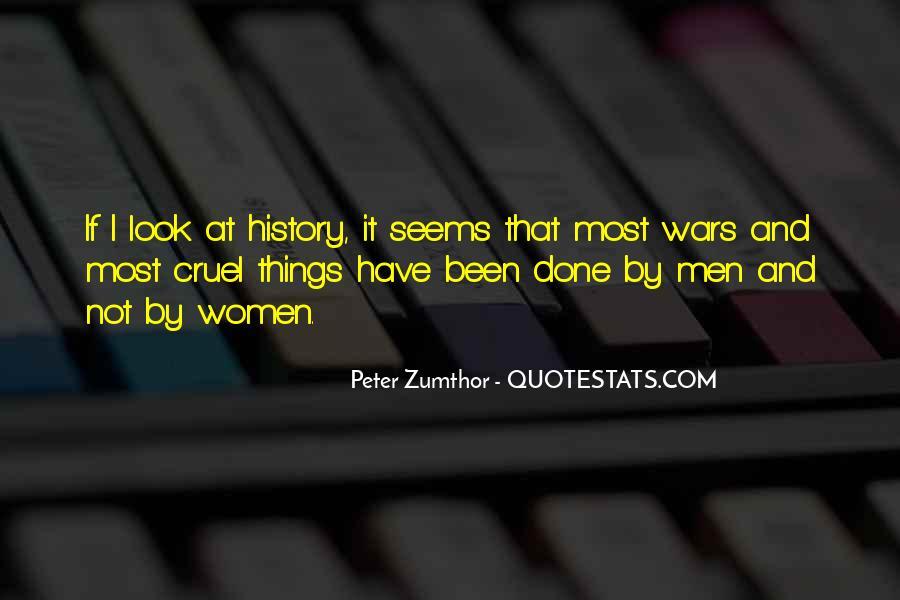 Quotes About Cruel Men #261925