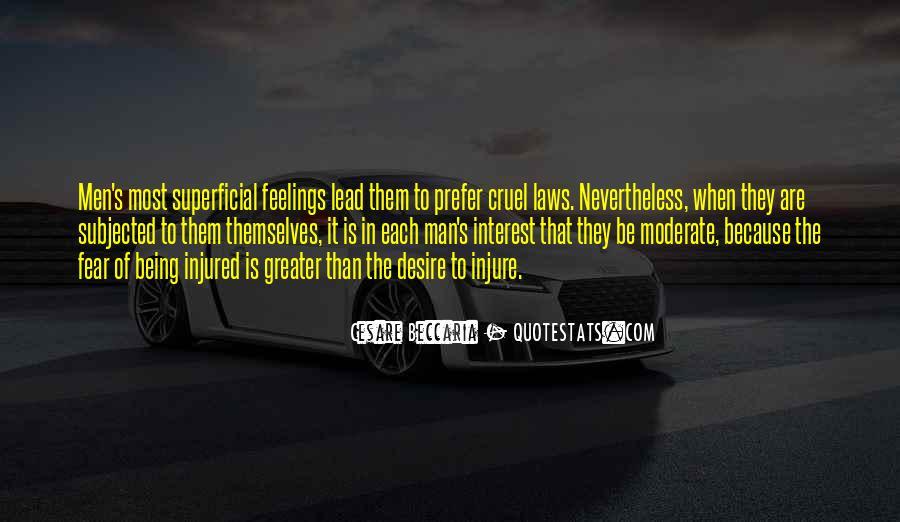 Quotes About Cruel Men #306993