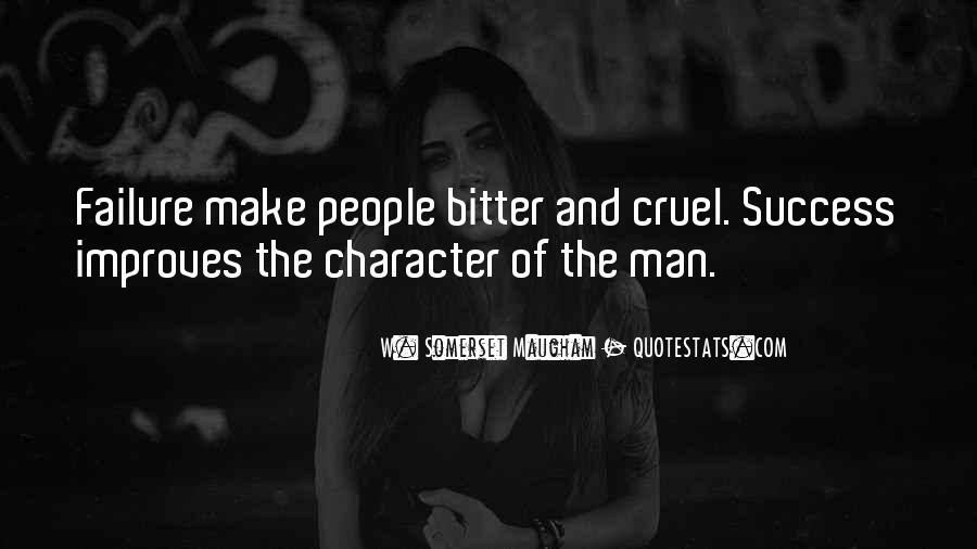 Quotes About Cruel Men #483160