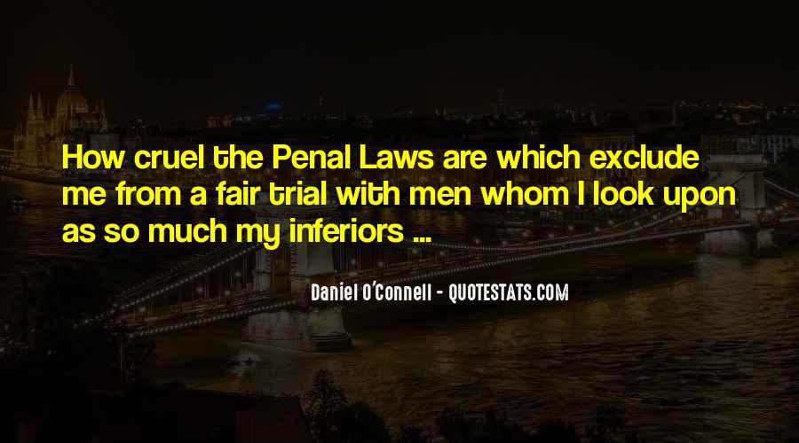 Quotes About Cruel Men #532277