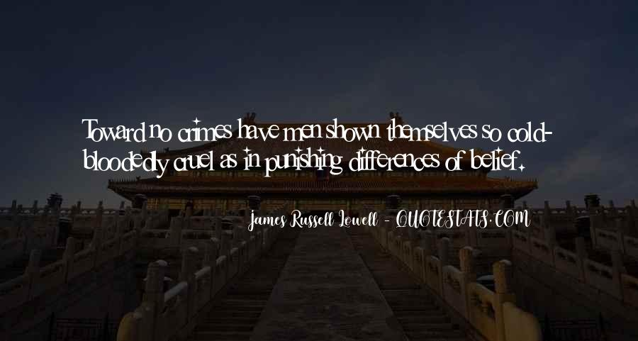 Quotes About Cruel Men #849436