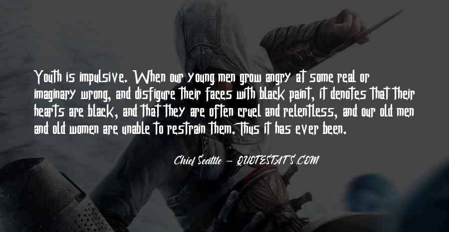 Quotes About Cruel Men #904502