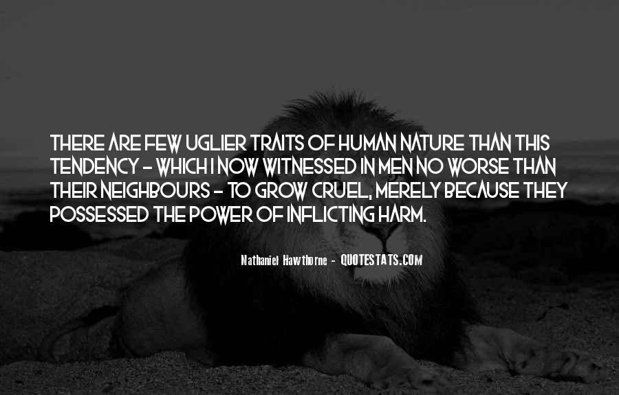 Quotes About Cruel Men #910314