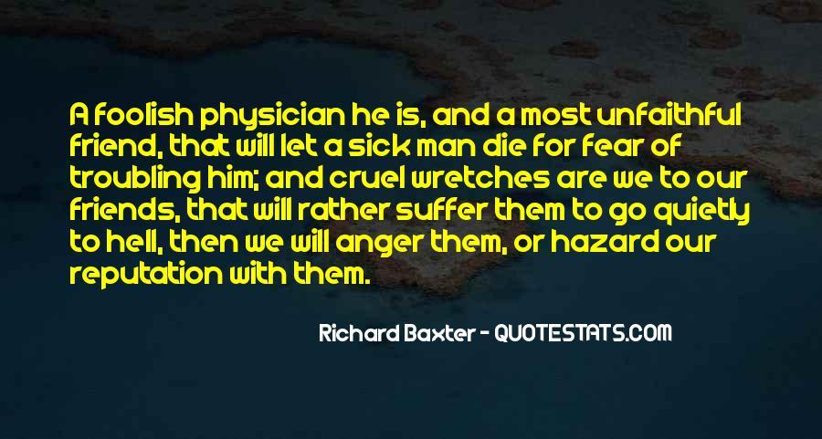 Quotes About Cruel Men #950399