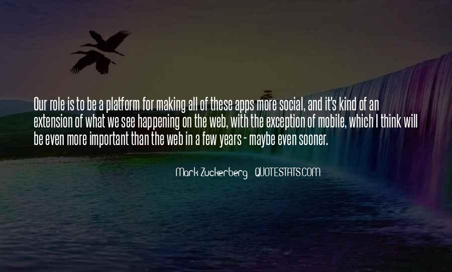 Mark Winterbottom Quotes #801139