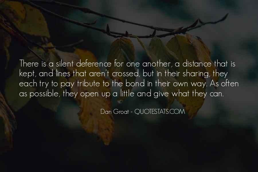 Quotes About Crossing Lines #817911