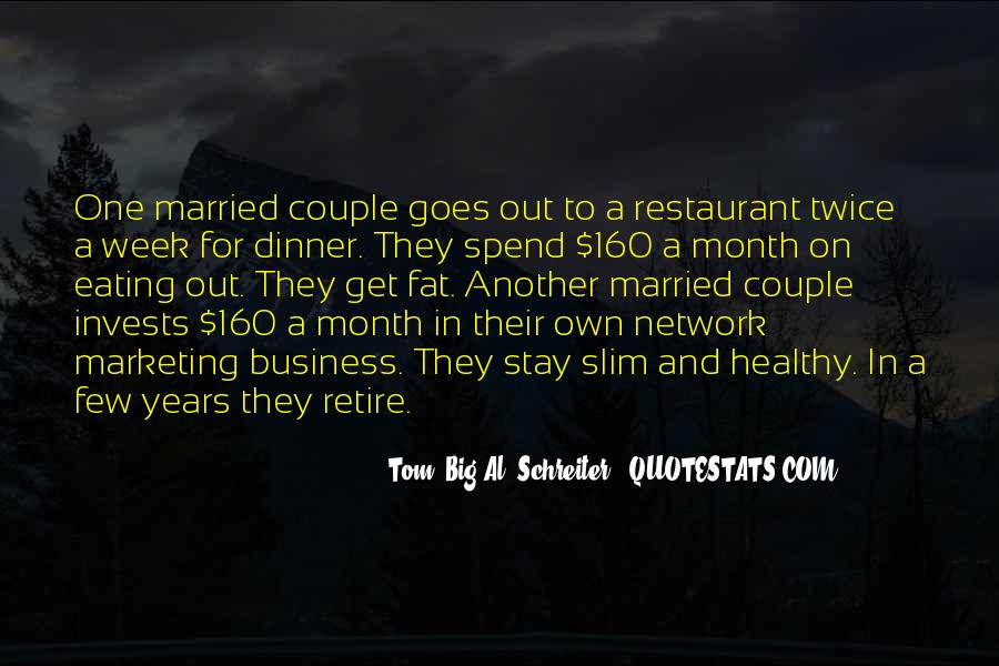 Marketing Spend Quotes #1066439
