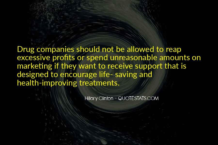 Marketing Spend Quotes #1322051