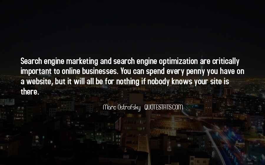 Marketing Spend Quotes #937478