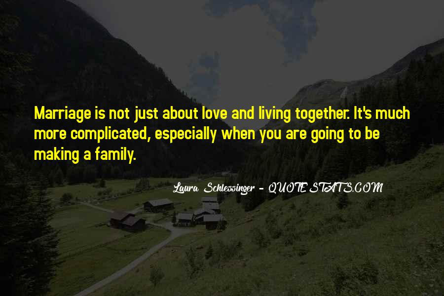 Marriage Is Complicated Quotes #1028101