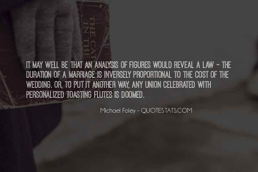 Marriage Toasting Quotes #1444499