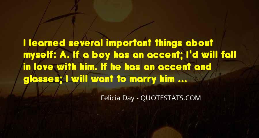 Marry Him If Quotes #1659154