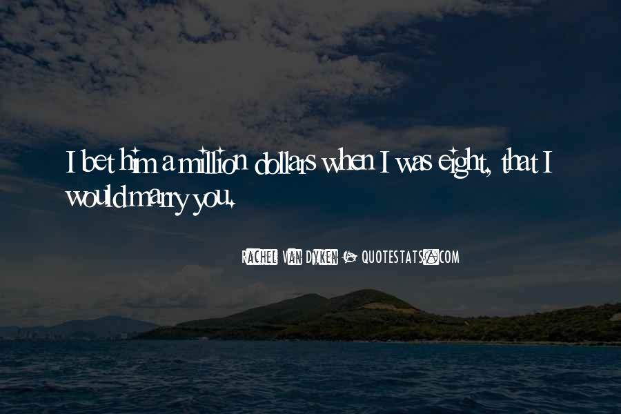 Marry Me Please Quotes #18476