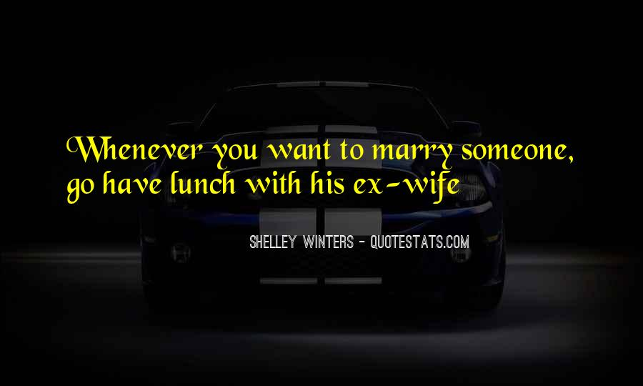 Marry Me Please Quotes #19839