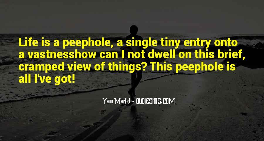 Martel Quotes #116354