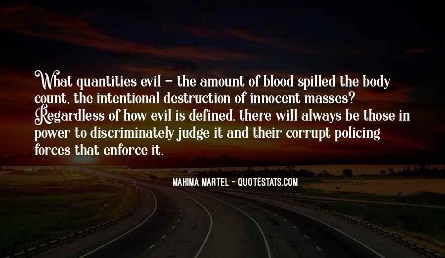 Martel Quotes #24335