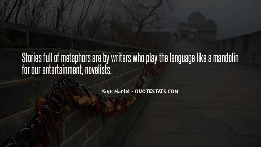 Martel Quotes #264215