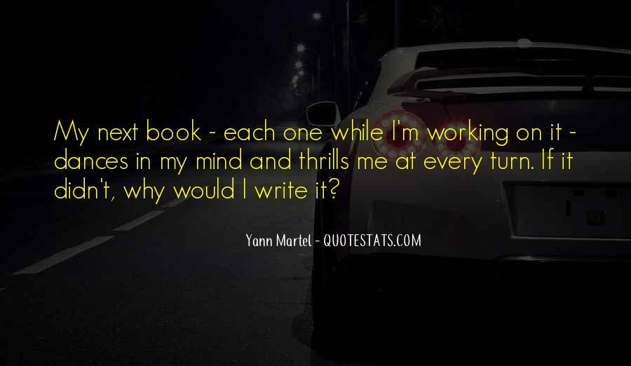 Martel Quotes #298508