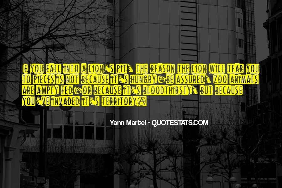 Martel Quotes #305734