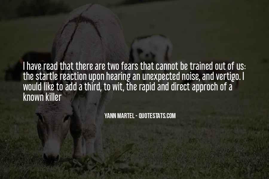 Martel Quotes #347725