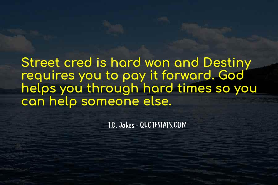 Quotes About Cred #1128929