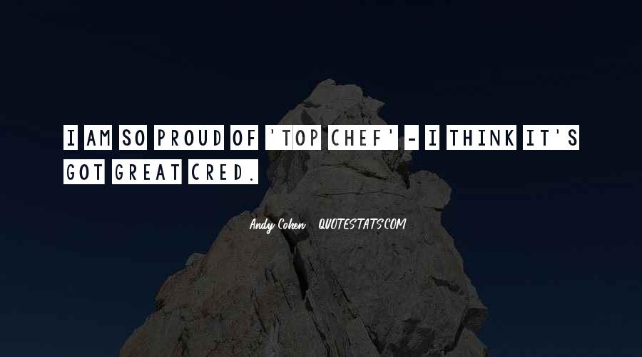 Quotes About Cred #1247666