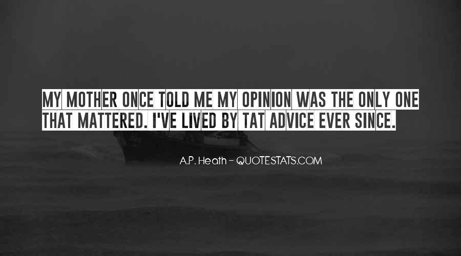 Quotes About Tat #1068487