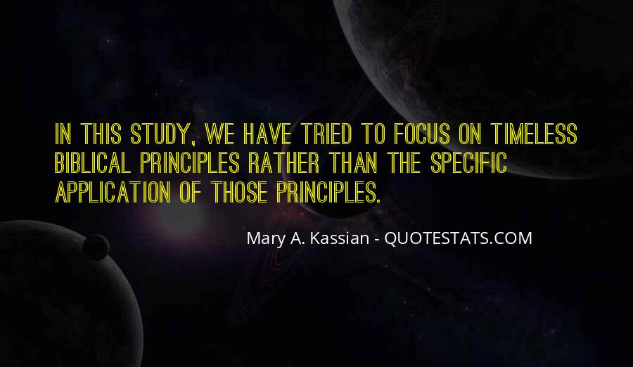 Mary Kassian Quotes #112723
