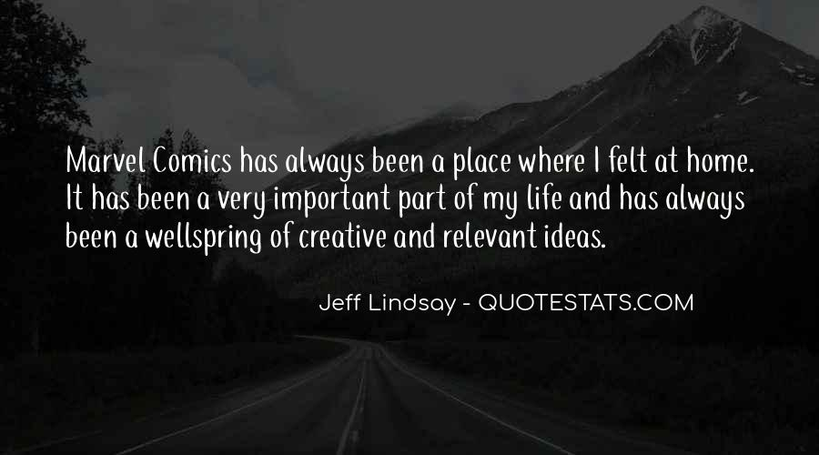 Quotes About Creative Life #122437