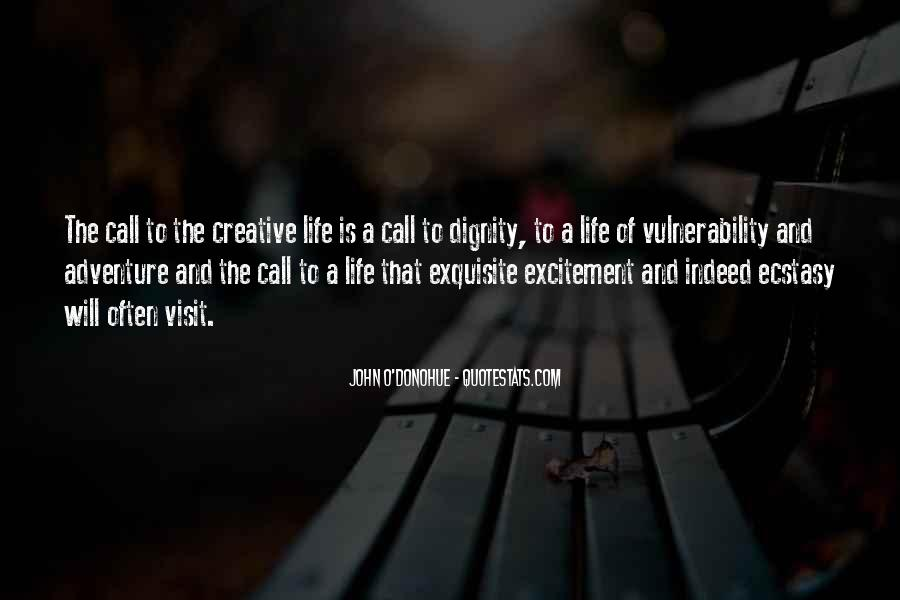 Quotes About Creative Life #123719