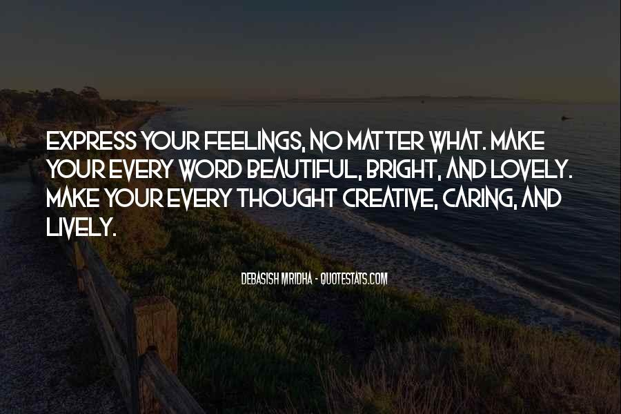 Quotes About Creative Life #124783