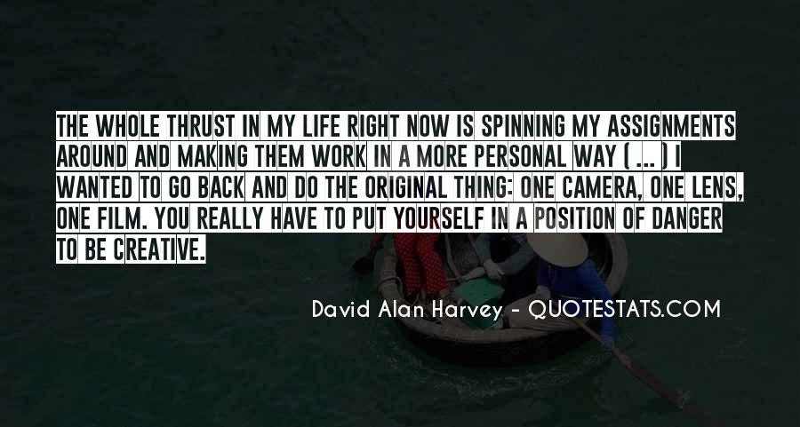 Quotes About Creative Life #143651