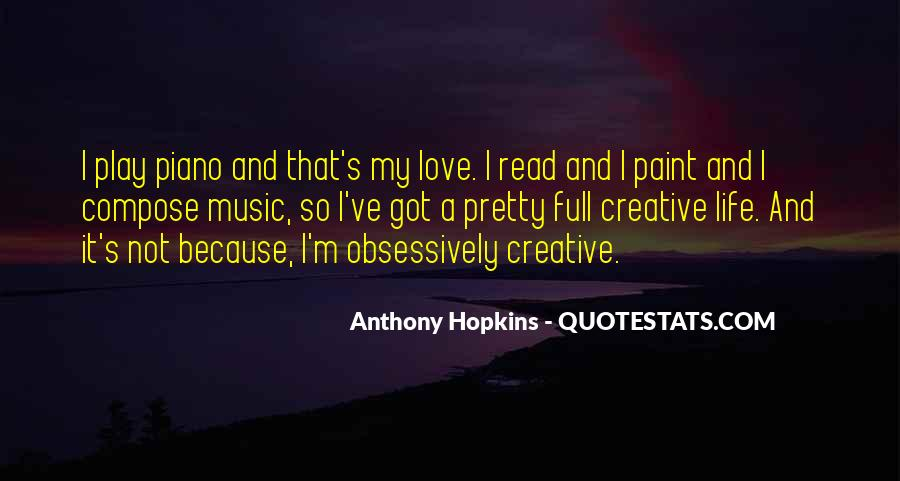 Quotes About Creative Life #153640