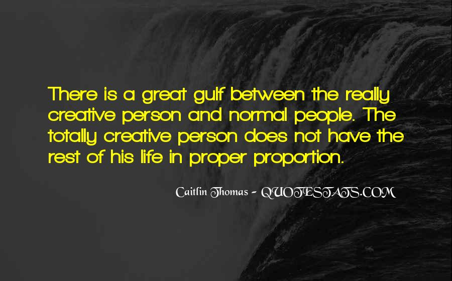 Quotes About Creative Life #164938