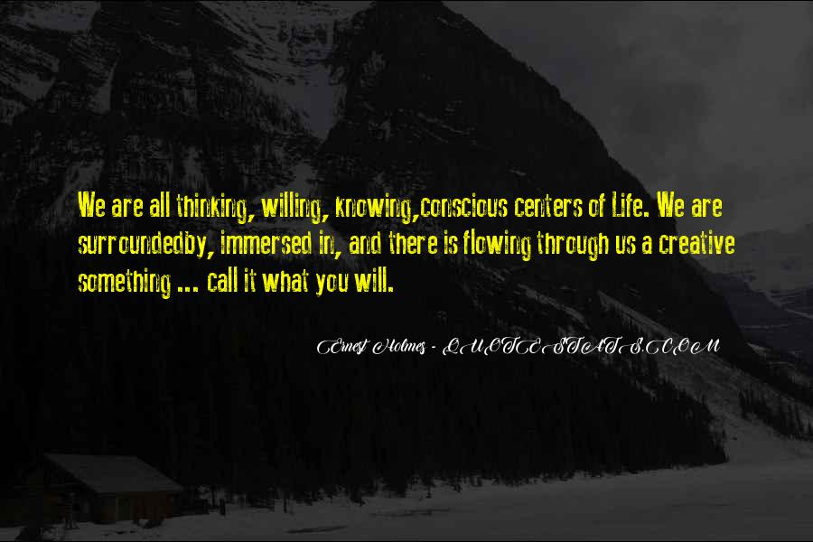 Quotes About Creative Life #187990