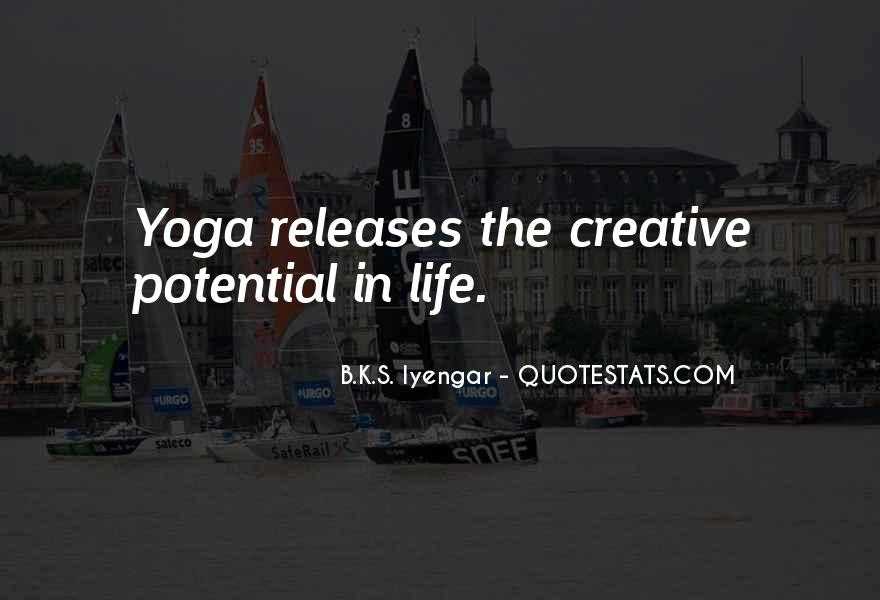 Quotes About Creative Life #206467