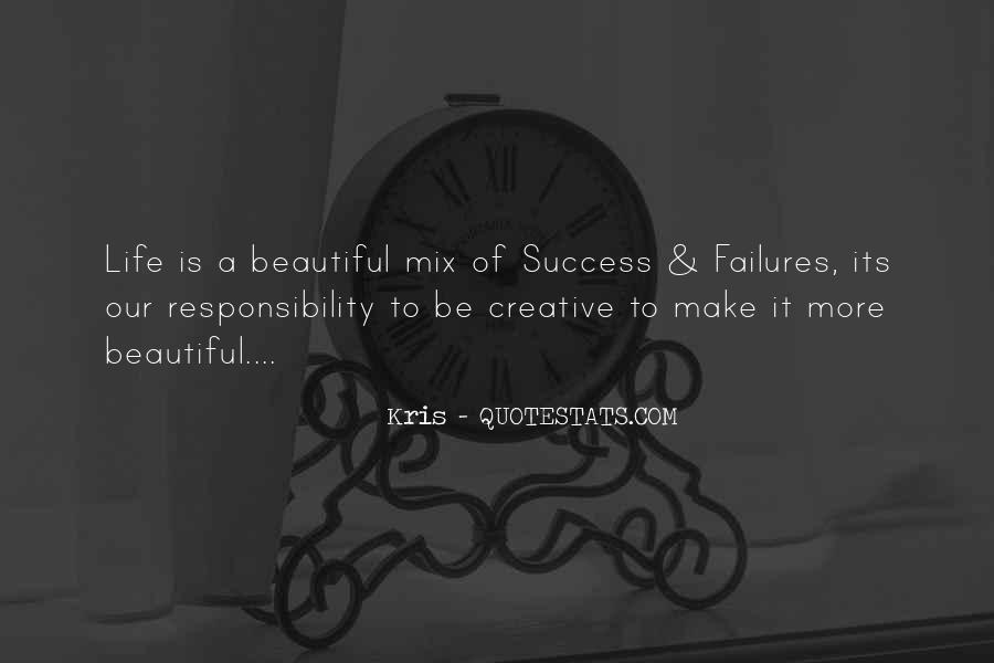 Quotes About Creative Life #209597