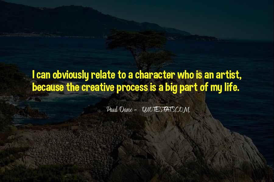 Quotes About Creative Life #237130