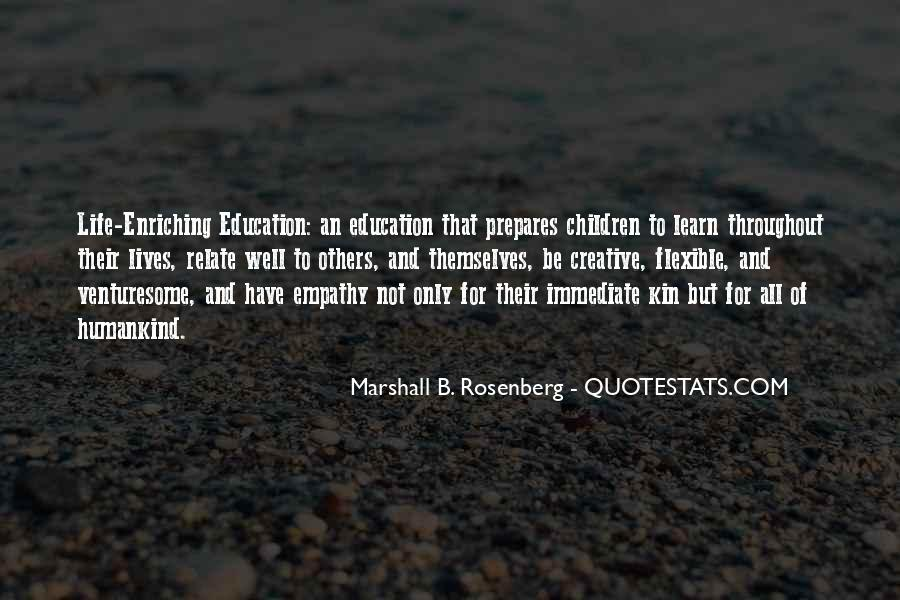 Quotes About Creative Life #270365