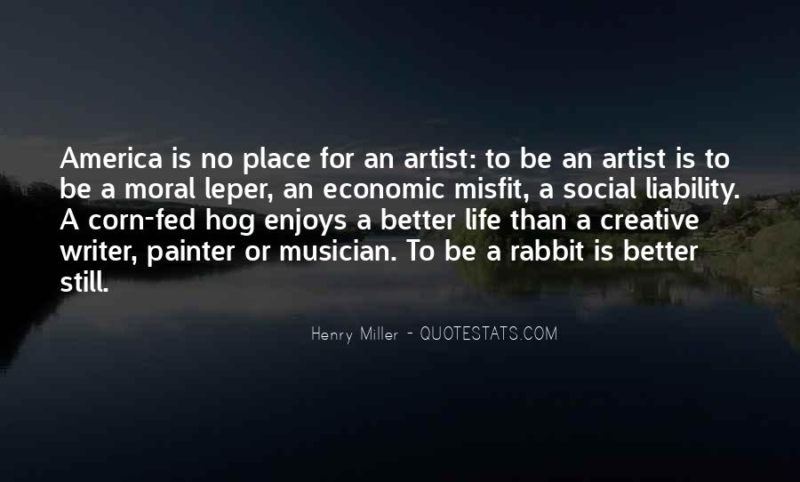Quotes About Creative Life #282261