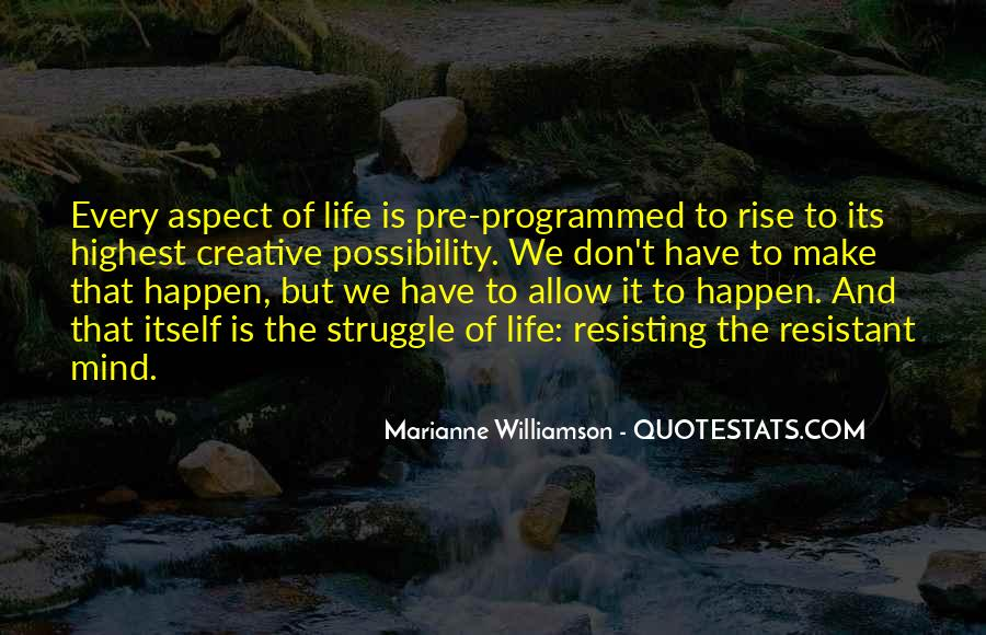 Quotes About Creative Life #283632