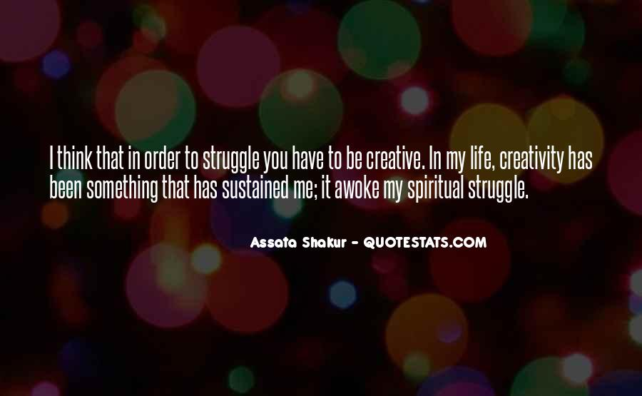 Quotes About Creative Life #303771