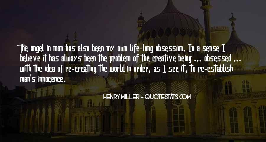 Quotes About Creative Life #315899