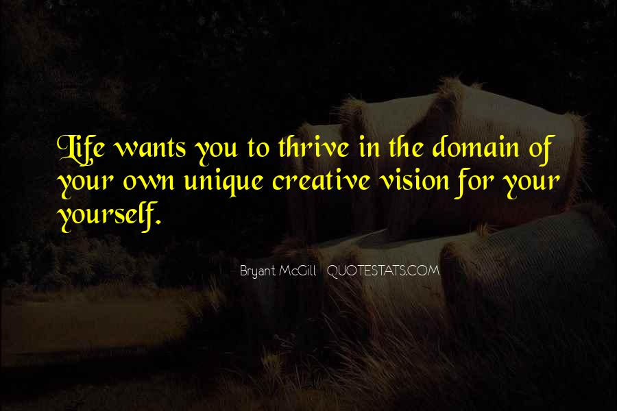 Quotes About Creative Life #327098