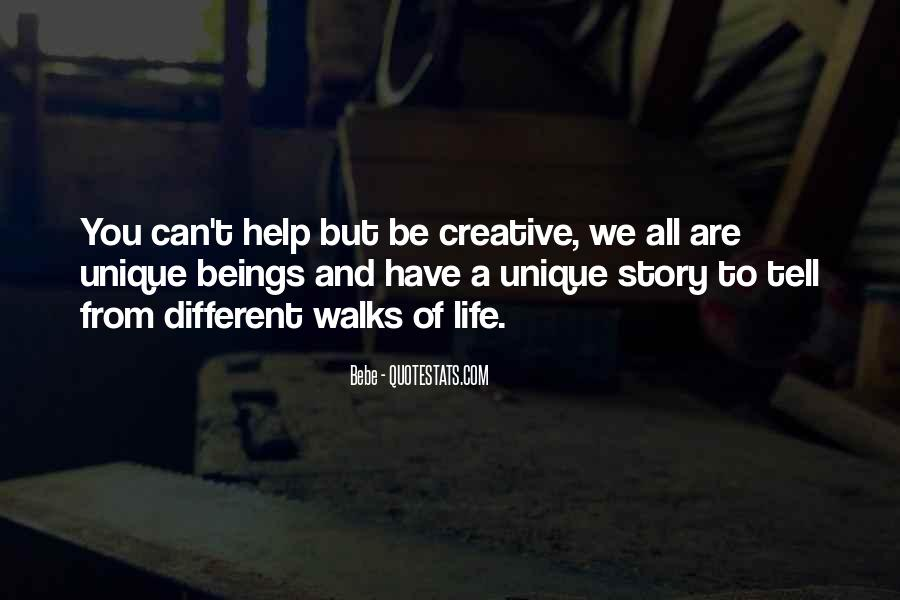 Quotes About Creative Life #75363