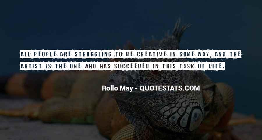 Quotes About Creative Life #90431