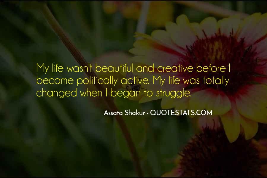 Quotes About Creative Life #96050