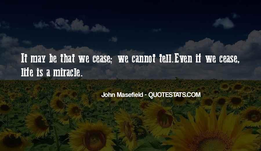 Masefield Quotes #1169082