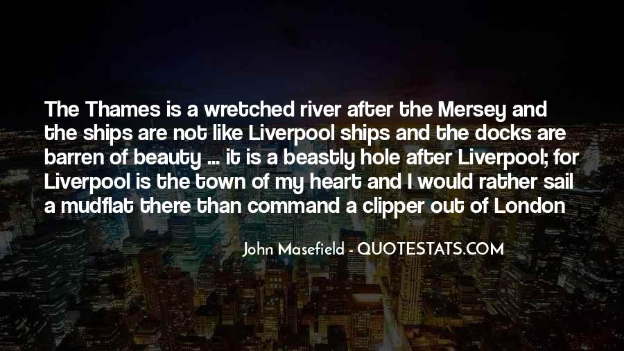 Masefield Quotes #118492